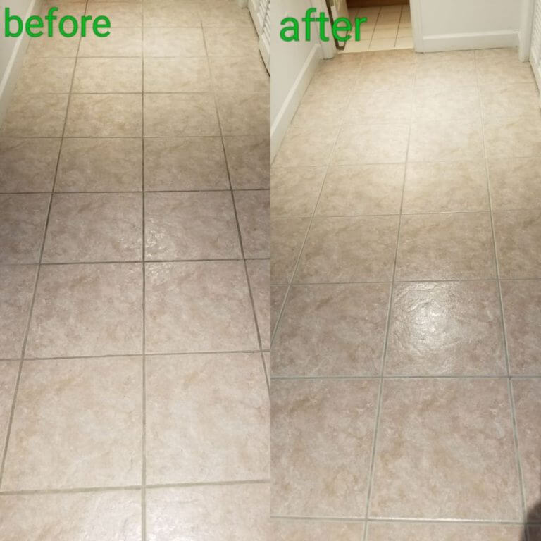 Tile and grout cleaning in Niceville Fl