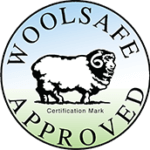 Carpet Cleaning Niceville Woolsafe certificate